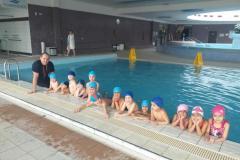 Játékos úszásoktatás a nagycsoportos korú gyermekek részére